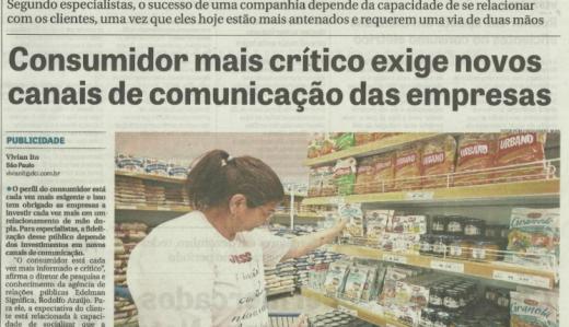 Matéria Jornal CDI